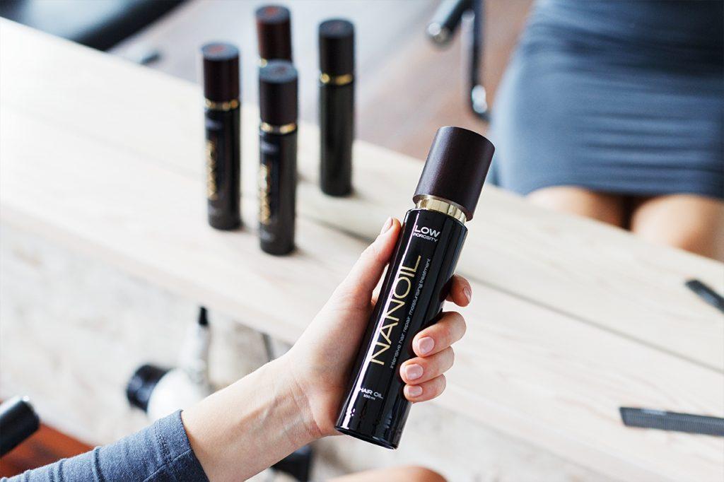 olejek do włosów Nanoil - moja recenzja